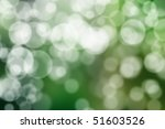 blur lights - stock photo