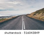 this is the road which goes... | Shutterstock . vector #516043849