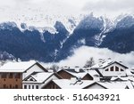 Mountain Village With Views Of...