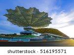 sepang  malaysia   october 26 ...   Shutterstock . vector #516195571