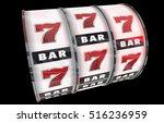 slot machine concept...   Shutterstock . vector #516236959