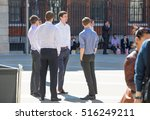 london  uk   june 30  2014 ...   Shutterstock . vector #516249211