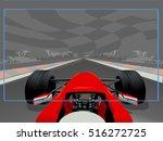 race car | Shutterstock .eps vector #516272725