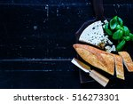Delicious Blue Cheese With...