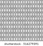 diamond pattern. seamless vector | Shutterstock .eps vector #516279391