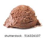 Chocolate Ice Cream Ball...