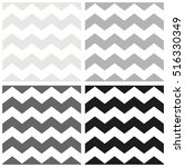 tile vector pattern set with... | Shutterstock .eps vector #516330349