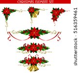 christmas elements for your... | Shutterstock .eps vector #516359461