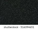 black glitter texture christmas ...   Shutterstock . vector #516394651