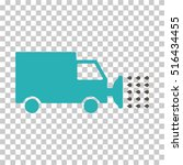 street washing car eps vector... | Shutterstock .eps vector #516434455