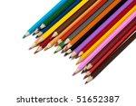 color pencils | Shutterstock . vector #51652387