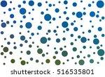 light blue red abstract... | Shutterstock .eps vector #516535801
