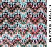 Tiled Seamless Pattern. Tile ...
