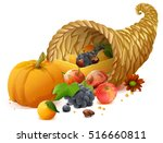 Cornucopia Rich Harvest On Day...