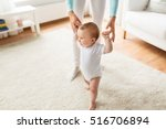 family  child  childhood and... | Shutterstock . vector #516706894