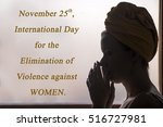 Small photo of International Day for the Elimination of Violence Against Women.November 25, International Day for the Elimination of Violence against Women.