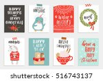 Collection Of 8 Cute Merry...