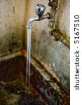water from the faucet flowing... | Shutterstock . vector #5167510