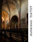 church's interior of san... | Shutterstock . vector #5167519