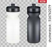 mock up plastic sport nutrition ...   Shutterstock .eps vector #516762079