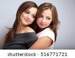 Two Beautiful Girl Friends...