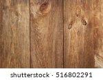 vertical barn wooden wall... | Shutterstock . vector #516802291