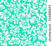 modern hawaiian print  ...   Shutterstock .eps vector #516888691