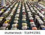 istanbul  turkey   august 03 ... | Shutterstock . vector #516941581