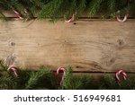 Christmas Tree Fir Background...