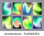 chaotic geometric backgrounds... | Shutterstock .eps vector #516960301