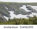 russia. khakassia. sayan... | Shutterstock . vector #516962395
