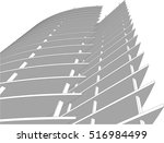 building construction structure | Shutterstock .eps vector #516984499
