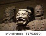 The Famous Terracotta Warriors...