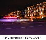night of dead in the historic...   Shutterstock . vector #517067059