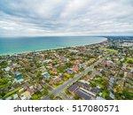 Aerial View Of Frankston Subur...