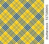seamless tartan plaid pattern.... | Shutterstock .eps vector #517100041