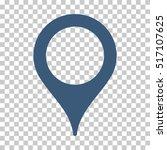 map pointer eps vector... | Shutterstock .eps vector #517107625