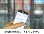 montreal  canada   june 24 ... | Shutterstock . vector #517125997