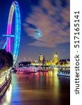 London Eye  Westminster Bridge...