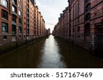 hamburg  germany   june 6  2016 ... | Shutterstock . vector #517167469