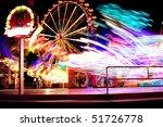 amusement park   Shutterstock . vector #51726778