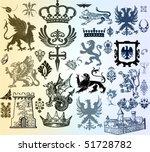 retro set | Shutterstock .eps vector #51728782