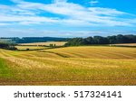 hdr english country panorama... | Shutterstock . vector #517324141