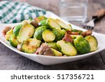 Brussels Sprouts With Chestnut...