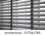 jalousie   louvers   shutters   ... | Shutterstock . vector #517361785