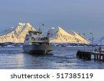 breivikeidet  norway   february ... | Shutterstock . vector #517385119