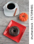 Pumpkin Spiced Coffee With...