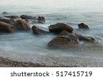 Stones In Water  Stones