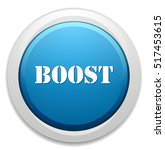 boost icon | Shutterstock .eps vector #517453615