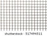 steel  iron  metal mesh on a... | Shutterstock . vector #517494511